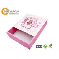 Quality Colorful 210gsm 250gram Ivory Board Gift Flower Paper Box With Clear Lids for sale