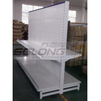 Wholesale Economic Supermarket Display Racks Light Duty Shelf 50kg - 100kg Capacity from china suppliers