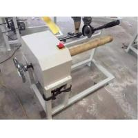 Wholesale LC-500 manual load plastic and paper core cutting machine/core cutter/paper tuber cutter from china suppliers