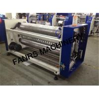 Wholesale Non Woven Fabrics Rewinding And Slitting Machine With Automatic Perforating Setting System from china suppliers