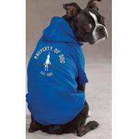 Wholesale LARGE BREED Blue Dog Hoodie Jumper XXL XXXL - Coat Jacket Training Clothes from china suppliers