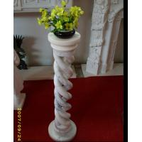 Wholesale carved stone roman pillar from china suppliers