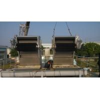 Quality Wastewater treatment screening , Stair  Wastewater Bar Screen for Meat industry for sale
