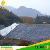 Wholesale HDPE Pond Geo Membrane Waterproofing Geomembrane from china suppliers
