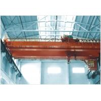 Wholesale Double Girder Overhead Bridge Crane for Lifting and Transporting QD32t-5t-22m from china suppliers
