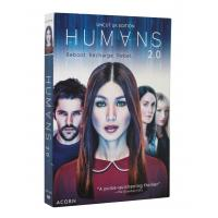 Wholesale Kids / Family Movie DVD Box Sets Humans Season 2 TV Shows All Rights Reserved from china suppliers