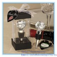 Wholesale VINEYARD COLLECTION™ CRYSTAL BALL DESIGN WINE STOPPERS from china suppliers