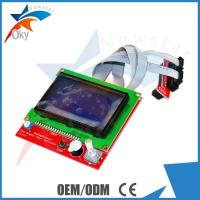 Wholesale Blue Screen Smart Controller for 3D Printer RAMPS1.4 LCD12864 RepRap from china suppliers