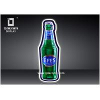 Wholesale EFES Bar Bottle Display Wall mounted Display, High quailty Light Source from china suppliers