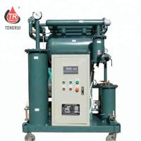 Buy cheap ZJB Vacuum Transformer Oil purifier Mutual Inductor Oil Recycling Machine from wholesalers