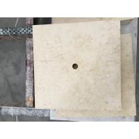 Wholesale Hot Sales Egypt Cream Marble Prices from Factory Egypt Cream Beige Marble Wall Flooring Tiles from china suppliers