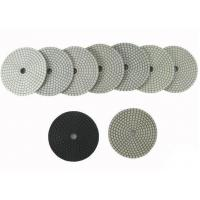 Wholesale White Pane Diamond Wet Dry Polishing Pad from china suppliers