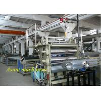 Wholesale 800mm Multi function high performance PP PE PS  stationery sheet extrusion machine from china suppliers