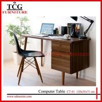 Wholesale TCG 2015 new  wooden computer desk CT-01 from china suppliers