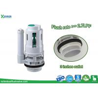 Wholesale Three Inch Toilet Dual Flush Valve Discharge Device For 1- Pc And 2- Pc from china suppliers