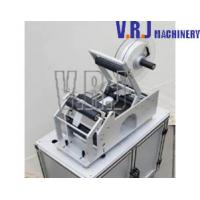Wholesale labeling machines,VRJ-BZPMT semi-automatic circle bottle lab from china suppliers
