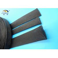 Wholesale Non flammable Polyester braided Sleeve , Wear resistant Cable Sleeves for Wire Harness from china suppliers