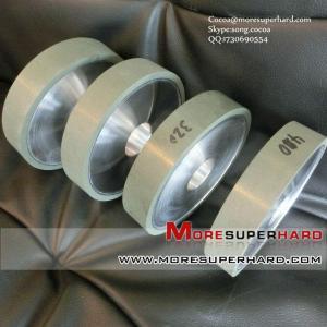 Wholesale 1a1flat-shapeCBNresingrindingwheel from china suppliers