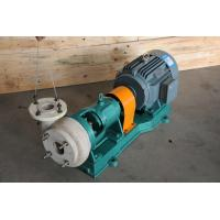 Wholesale FSB Electric Industrial Centrifugal Pumps , Fluorine Plastic alloy Chemical Pump from china suppliers