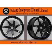 Wholesale Nissan Hyundai 22inch Elegant Styling Wheels With Black Finish from china suppliers