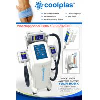 Wholesale cryolipolysis machine Coolplas cryolipolysis slimming stubborn fat removal from china suppliers