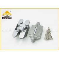 Wholesale Furniture Zinc Alloy 3 Way Italian Hinges For Modern And Designed Flush Doors from china suppliers