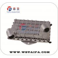 Wholesale 6061800365 Mercedes Engine Oil Cooler Metal Color ISO9001 / TS16949 Approved from china suppliers