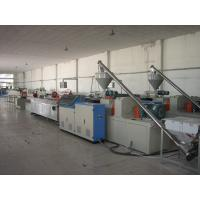 Wholesale Co-rotating Conical Twin Screw Extruder Screw For PVC Pipe , Plate from china suppliers