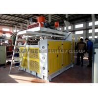 Quality 3 Layer 20L Plastic Tank Making Machine , Fully Automatic Blow Moulding Machine SRB75S-3P for sale