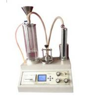 Wholesale 60 ×100mm Digital Filter Paper Testing Instruments Air Permeability Testing from china suppliers