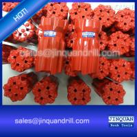 Wholesale Rock Drilling Tools R22, R25, R28, R32, R35, R38, T38, T45, T51, GT60 Threaded Button Bits from china suppliers