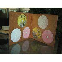 Wholesale Customized 8.5G 120mm DVD Copying Service DVD Duplication Full Packaging Solution from china suppliers