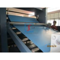 Buy cheap Recycled PVC Roof Plastic Extrusion Machinery Compact With Wind cooling from wholesalers