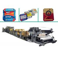 Wholesale Paper Bag Making Machines 33kw Drive Motor 110 Bags / Min Tube Alignment from china suppliers