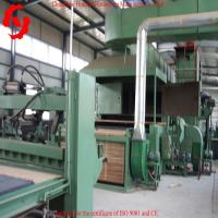 Wholesale 4.5m Nonwoven Needle Punching Quilt Making Equipment With Production Capacity 30~40T/D from china suppliers