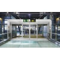 Wholesale Aluminium Curved Sliding Door Soundproof  / Automatic Slide Door With Motor from china suppliers