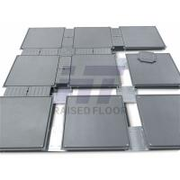 Quality Steel Low Profile Raised Floor Trucking For Wires 500 x 500 mm for sale
