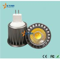Wholesale COB E27 Sharp GU10 LED Spot Lights 3 Watts Waterproof AC 85V - 265V from china suppliers