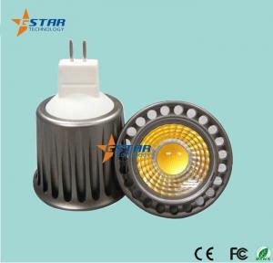 Wholesale COB E27 Sharp GU10 LED Spot Lights 3 Watts Waterproof AC 85V - 265V from china suppliers