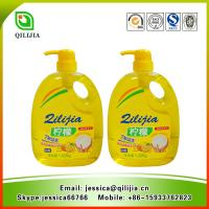 Wholesale Fresh Lemon Perfume Liquid Dishwashing Detergent from china suppliers