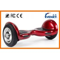 Wholesale Venky 10 Inch Self Balancing Scooter , two wheel motorized scooter with samsung battery from china suppliers