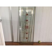Wholesale Clear Bevel Glass Door Panels Thermal Sound Insulation Various Shape from china suppliers