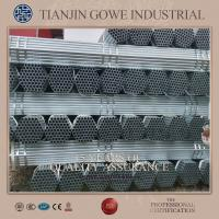 Wholesale Industrial scaffolding hot dip galvanized pipe Micro Coating from china suppliers