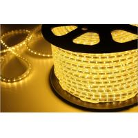 Wholesale AC110 V /AC 220V 3528 SMD LED Strip Lights , Energy Saving Epistar RGB IP67 from china suppliers