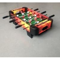 Wholesale Colorful Design Toy Mini Game Table MDF Kids Soccer Table With Big Plastic Corner Corner from china suppliers