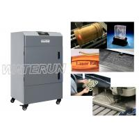 Wholesale Grey Mobile Laser Smoke Absorber , Laser Fume Extractor With Multiple Filter System from china suppliers