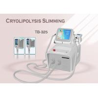 Wholesale 2 Handle Cryolipolysis Fat Reduction for Cellulite Bulges Removal 1500W from china suppliers