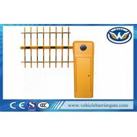 Wholesale Motorised  Car Park Boom Road vehicle barrier system 0.6s Operation time from china suppliers