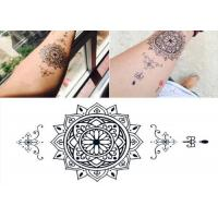Wholesale Full Arm Waterproof Temporary Arm Tattoo Stickers For Women / Men from china suppliers