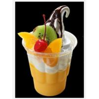 Wholesale 250ml Disposable Ice Cream Cups For Sundae / Ice Cream Container from china suppliers